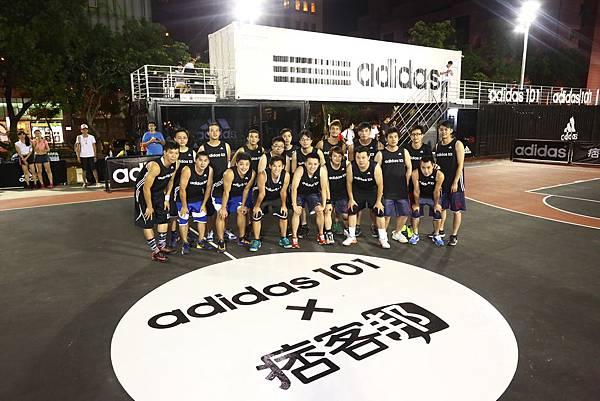 adidas101 x 痞客邦 籃球之夜 (27)