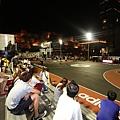 adidas101 x 痞客邦 籃球之夜 (47) 現場也有不少的觀眾在享受觀賞這場球賽