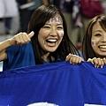 日本隊球迷