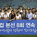 南韓隊 20130618