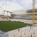 2014世界盃開幕主場館興建中