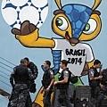 2014世界盃吉祥物