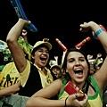 地主國巴西直接晉級會內賽
