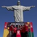 世界盃冠軍獎盃巡迴展覽開跑