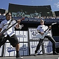 Metallica演奏Rivera出場曲