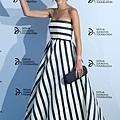 Jelena Ristic出席Djokovic基金會晚宴(2013)