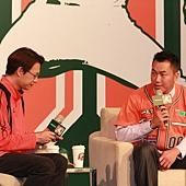 郭泓志表示無論先發、後援或甚至打擊,看球隊需要一切沒問題!