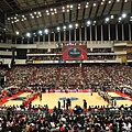 Pregame ceremony of 2013 NBA Taipei Game