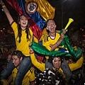 哥倫比亞球迷