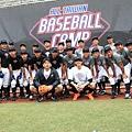 Nike All Taiwan Baseball Camp邀請國內外優秀教練與運動員參與,鼓勵年輕球員挑戰自我,勇於追求夢想
