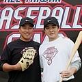 Nike台灣棒球訓練營邀請彭政閔、郭泓志擔任教練指導年輕球員,傳授個人經驗 (2)