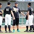 Nike運動員郭泓志將正確觀念帶給年輕學員,讓他們了解基礎練習是成功的要素 (1)