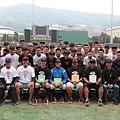 Nike All Taiwan Baseball Camp教練團鼓勵學員透過不同的訓練來追求夢想,永不放棄