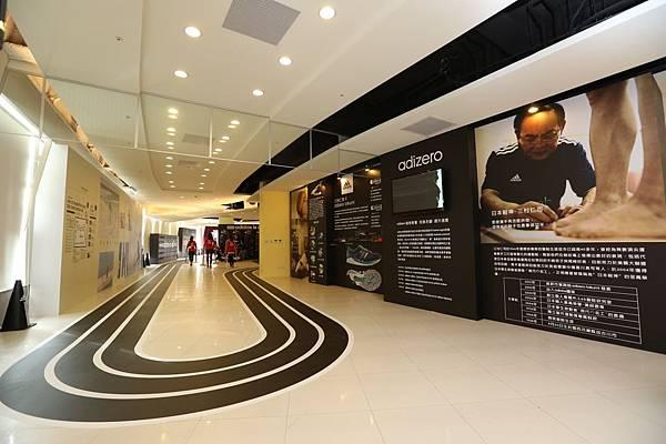 BOOST科技與adizero Takumi設計演進展示 實際體驗adidas跑鞋科技_2
