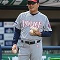 韓職聯隊總教練柳承安