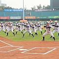 南英棒球隊學弟跳戰舞