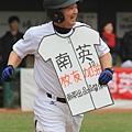 陳教練上場打擊