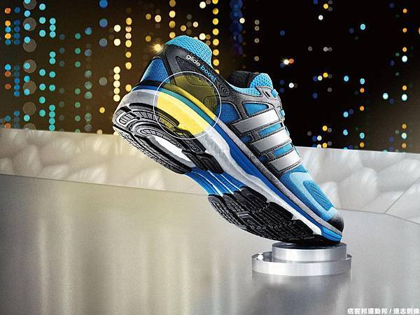 adidas推出全新進化鞋款Supernova Glide Boost 延續搭載革命性BOOST中底科技 極致跑感再升級-1