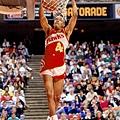 1986年冠軍韋伯(Spud Webb)