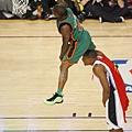 2006、2009、2010冠軍羅賓森(Nate Robinson)