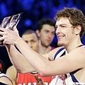 2007新秀對抗賽MVP