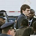 2007年,李出席葬禮