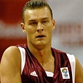 Andris Biedrins 拉脫維亞