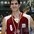 Hamed Haddadi 伊朗