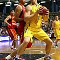 Aron Baynes 澳洲
