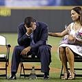 Ken Griffey Jr.和其妻