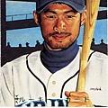 水手隊時期的鈴木一朗