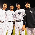 紐約洋基隊的Core 4