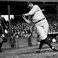 Babe Ruth的生涯首轟日