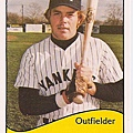 年輕時期在洋基小聯盟的教頭Buck Showalter