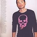鈴木一朗登上《GQ》雜誌