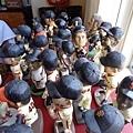 一位棒球迷的搖頭公仔收藏
