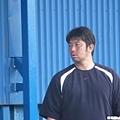野茂英雄現身日職訓練營