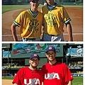 Glen Perkins和Joe Mauer