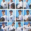 2013球季紐約洋基隊海報