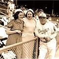 Babe Ruth和其妻女