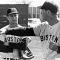 波士頓紅襪隊的兩大傳奇