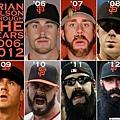 Brian Wilson的鬍子進化史