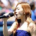 太妍演唱韓國國歌