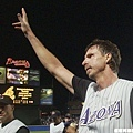 Randy Johnson--2004年5月18日(響尾蛇2-0勇士)