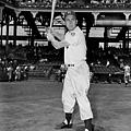 Gil Hodges--Aug. 31, 1950