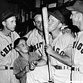 Pat Seerey--July 18, 1948