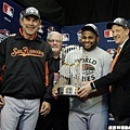 2012年10月28日 - 近三年二度奪冠