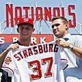 2009年--國民隊選進 Stephen Strasburg