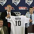 2004年--教士隊選進 Matt Bush