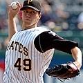 2002年--海盜隊選進 Bryan Bullington